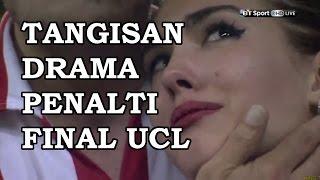 HASIL FINAL LIGA CHAMPION REAL MADRID VS ATLETICO MADRID 1-1 PENALTI 5-3 MILAN 2016