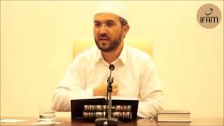 Hadisi Kur'an-a Arz Ederiz Diyenler! İhsan Şenocak Hoca