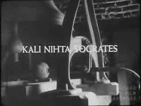 Kali Nikta, Socrates (Good Night, Socrates)