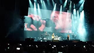 Depeche Mode - Never Let Me Down Again 2017 Praha