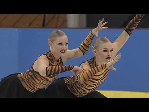 Helsinki Rockettes (FIN) - Short Program