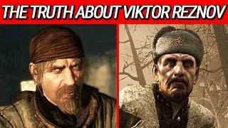 THE TRUTH ABOUT VIKTOR REZNOV