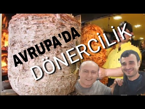 Türklerin Avrupada çalıştıkları Meslek Grupları Les Professionnels De Turcs En Europe BECERI TV