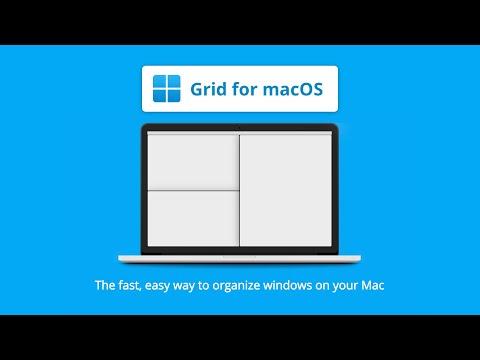 Grid for macOS - v1.1