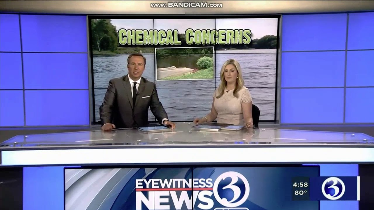 WFSB: Channel 3 Eyewitness News At 5pm Open--07/08/19