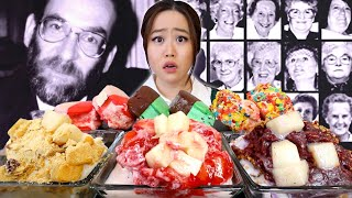 Dr. Death & His 200 Patients Who Died Mysteriously | KOREAN SHAVED ICE + MACARON MUKBANG
