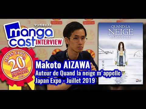[Interview] Makoto AIZAWA - Japan expo Juillet 2019