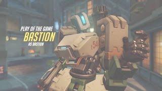 Overwatch: The World's Best Bastion POTG