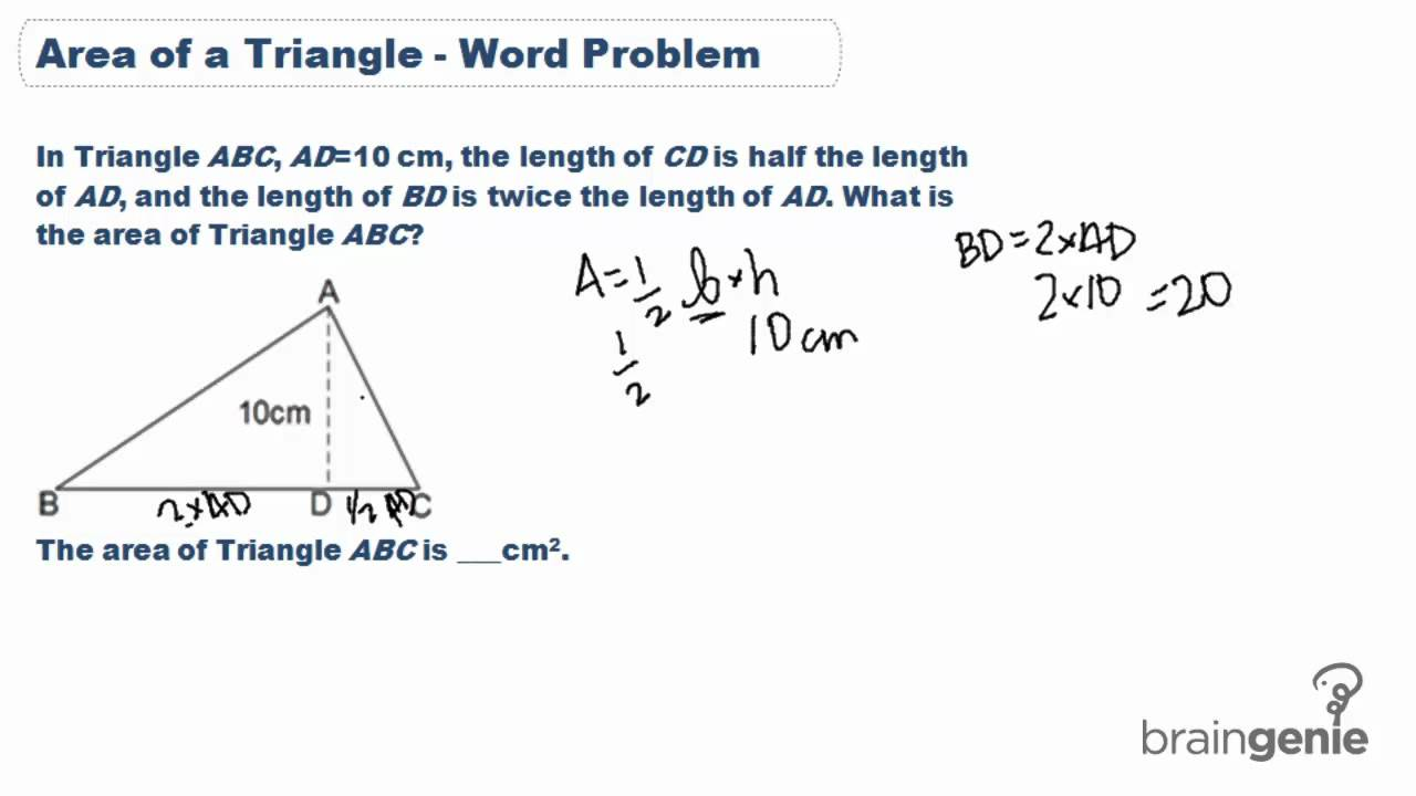 area of trapezoid word problems pdf