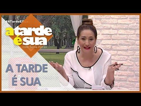 A Tarde é Sua (05/07/18)   Completo