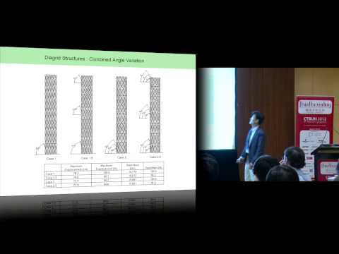 "CTBUH 2012 Shanghai Congress - Kyoung Sun Moon, ""Sustainable Structural Design of Contemporary..."""