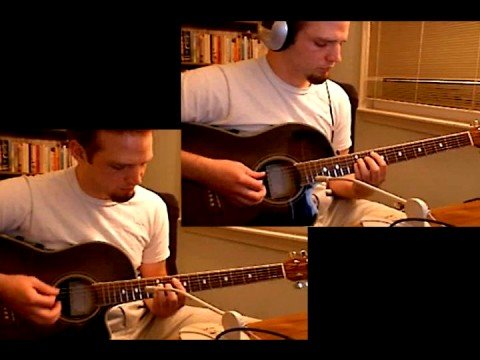 Fade to Black (Acoustic, Cover, with Solo) - Metallica