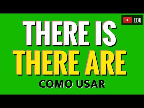 Como usar There is e There are - Inglês Minuto - Aprenda there is there are
