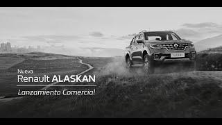 LANZAMIENTO COMERCIAL DE LA NUEVA RENAULT ALASKAN