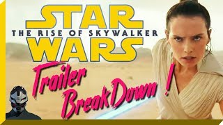 Star Wars Episode 9 Trailer Break Down. Are YOU Excited?