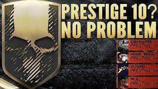 Prestige10? No Problem @ Desert Outpost