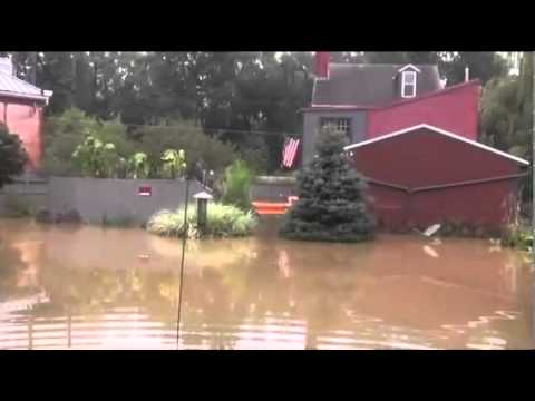 Marietta residents deal with flooding, keep eye on Susquehanna