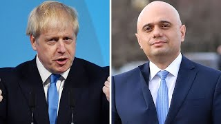 video: Boris Johnson brings Treasury to heel sparking Chancellor's resignation