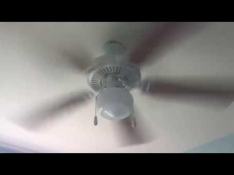 Mainstays 52 sheffield ceiling fan youtube mainstays 52 sheffield ceiling fan mozeypictures Choice Image