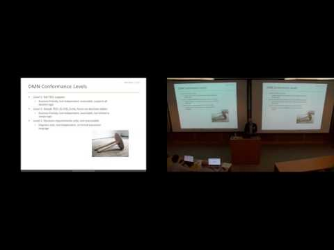 Bruce Silver. DMN as a Decision Modeling Language.