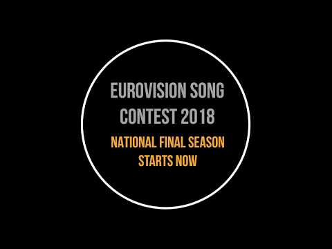 Eurovision Song Contest National Final Season Starts NOW