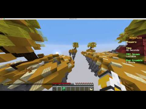 Mineplex Skywars  THEY NEED A ANTI CHEAT FOR FLY HACKS