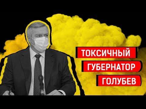 ТОКСИЧНЫЙ ГУБЕРНАТОР ГОЛУБЕВ   Журналист Михайлов