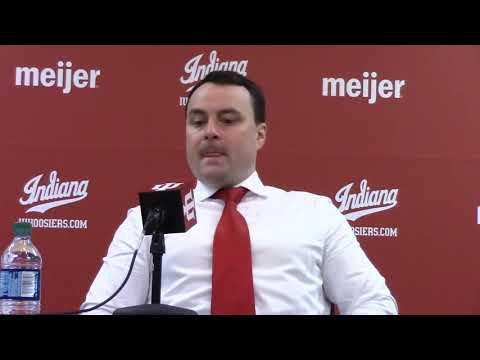 Archie Miller postgame: Rutgers: Mar. 10, 2019