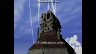 History of 20th Century Fox logos
