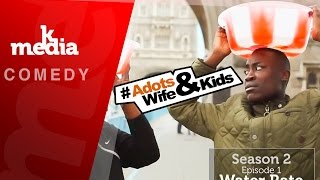 Adots wife and kids -  Water Rate / season 2 EP1