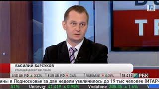 WELTRADE на РБК ТВ. Программа