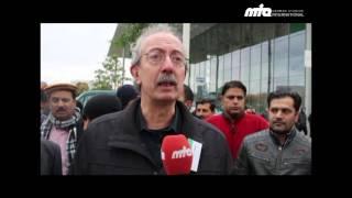 MTA Journal - Khutba Zusammenfassung vom 27.11.15 - Baumpflanzung Kanzleramt - Social Media Kampagne