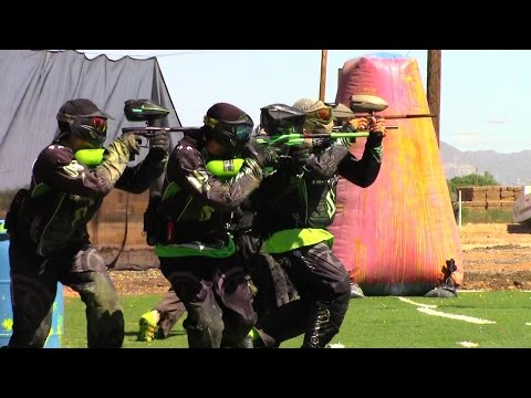 Same Day Edit - NXL Arizona Paintball Showcase - Lost Dutchman - Goats - Elevation - Rising