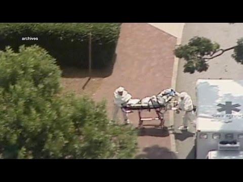 Erste Ebola-Diagnose in den USA