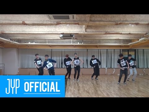 "GOT7 ""Girls Girls Girls"" Dance Practice"