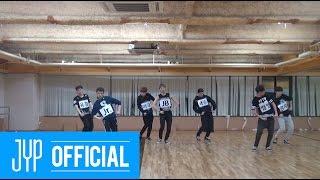 practice got7 dance