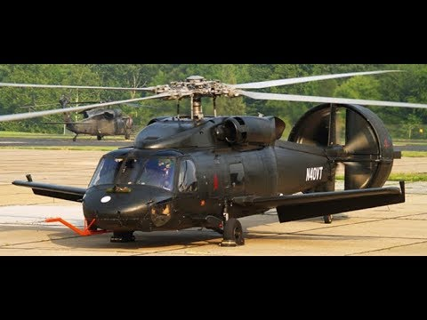 New Piasecki X 49A Helicopter for US Military