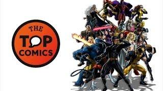 Top 5 Historias de X-men