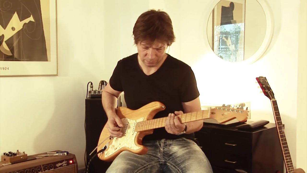 1998 Fender USA Plus Stratocaster, Part1