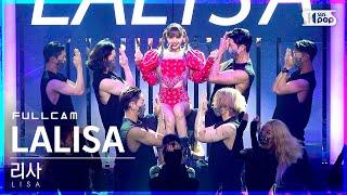 Download [안방1열 직캠4K] 리사 'LALISA' 풀캠 (LISA Full Cam)│@SBS Inkigayo_2021.09.19.