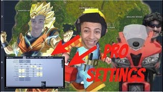 Get Better At Fortnite! Top 10 Pro Fortnite Settings and Keybinds!