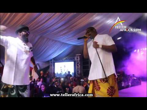 Don Jazzy's Best Performance @ the I CONCUR CONCERT