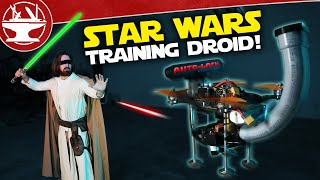 JEDI FORCE TRAINING DRONE!