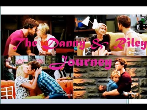 The Danny and Riley Journey from Baby Daddy (Seasons 1-5)