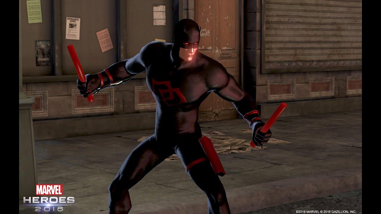 Comics superheroes Daredevil Moon Knight