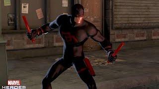 Play as Daredevil in Marvel Heroes 2016