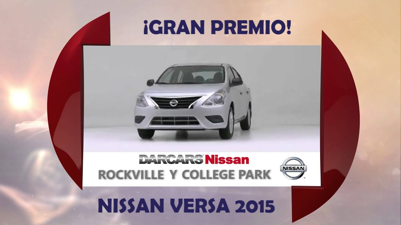 fdm darcars nissan de college park rockville youtube