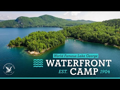 WORLD'S BEST WATERFRONT CAMP - Adirondack Camp on Lake George