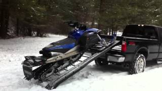 Affordable Single Sled Deck