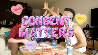 CONSENT MATTERS!